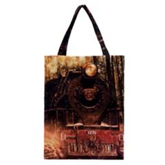 Locomotive Classic Tote Bag