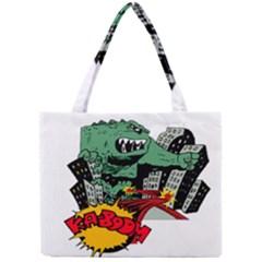 Monster Mini Tote Bag