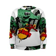 Monster Women s Sweatshirt
