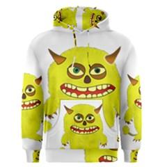 Monster Troll Halloween Shudder  Men s Pullover Hoodie
