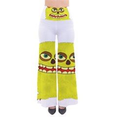 Monster Troll Halloween Shudder  Pants
