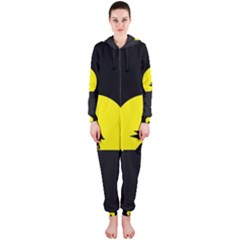 Moon And Dragon Dragon Sky Dragon Hooded Jumpsuit (Ladies)