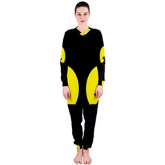 Moon And Dragon Dragon Sky Dragon OnePiece Jumpsuit (Ladies)