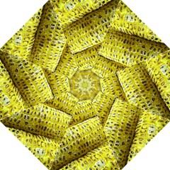 Corn Grilled Corn Cob Maize Cob Golf Umbrellas