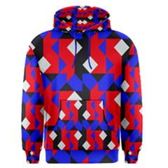 Pattern Abstract Artwork Men s Pullover Hoodie