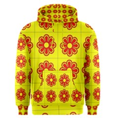 Pattern Design Graphics Colorful Men s Pullover Hoodie