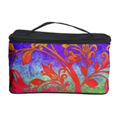 Tree Colorful Mystical Autumn Cosmetic Storage Case