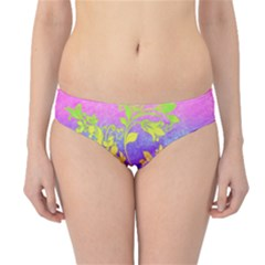 Tree Colorful Mystical Autumn Hipster Bikini Bottoms
