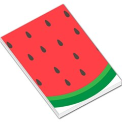 Watermelon Fruit Large Memo Pads