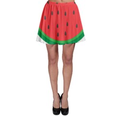 Watermelon Fruit Skater Skirt