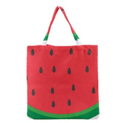 Watermelon Fruit Grocery Tote Bag