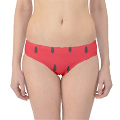 Watermelon Fruit Hipster Bikini Bottoms