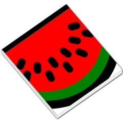 Watermelon Melon Seeds Produce Small Memo Pads