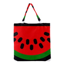 Watermelon Melon Seeds Produce Grocery Tote Bag