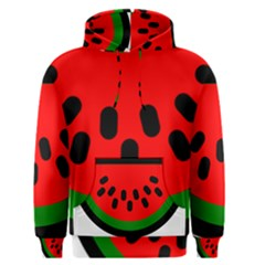 Watermelon Melon Seeds Produce Men s Pullover Hoodie