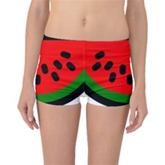 Watermelon Melon Seeds Produce Boyleg Bikini Bottoms
