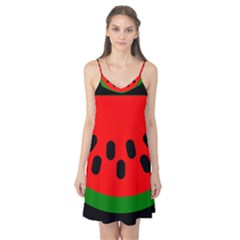 Watermelon Melon Seeds Produce Camis Nightgown
