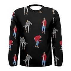 Drake Ugly Holiday Christmas Men s Long Sleeve Tee