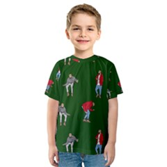 Drake Ugly Holiday Christmas 2 Kids  Sport Mesh Tee