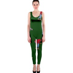 Drake Ugly Holiday Christmas 2 OnePiece Catsuit