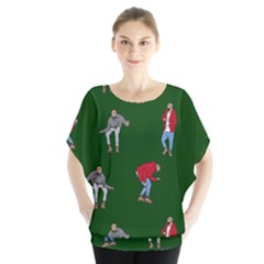 Drake Ugly Holiday Christmas 2 Blouse