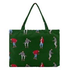 Drake Ugly Holiday Christmas 2 Medium Tote Bag