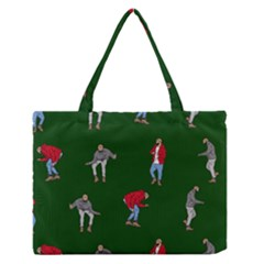 Drake Ugly Holiday Christmas 2 Medium Zipper Tote Bag