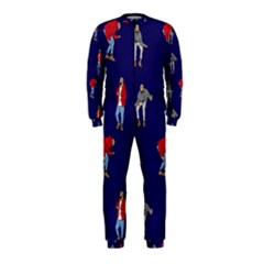 Drake Ugly Holiday Christmas OnePiece Jumpsuit (Kids)