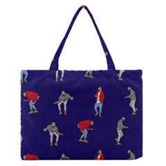 Drake Ugly Holiday Christmas Medium Zipper Tote Bag