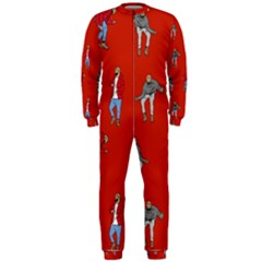 Drake Ugly Holiday Christmas   OnePiece Jumpsuit (Men)