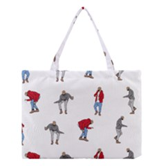 Drake Ugly Holiday Christmas Medium Tote Bag