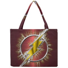 Flash Flashy Logo Mini Tote Bag