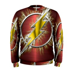 Flash Flashy Logo Men s Sweatshirt