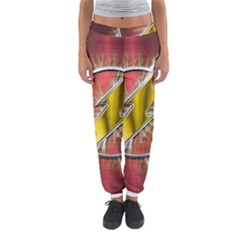 Flash Flashy Logo Women s Jogger Sweatpants