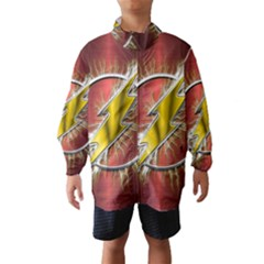 Flash Flashy Logo Wind Breaker (Kids)