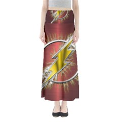 Flash Flashy Logo Maxi Skirts