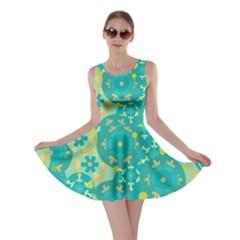 Cyan design Skater Dress