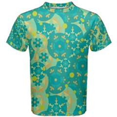 Cyan design Men s Cotton Tee