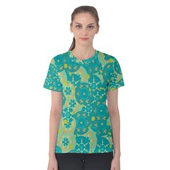Cyan design Women s Cotton Tee