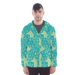 Cyan design Hooded Wind Breaker (Men)