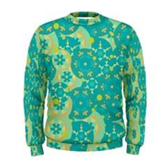 Cyan design Men s Sweatshirt