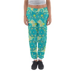 Cyan design Women s Jogger Sweatpants