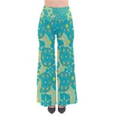 Cyan design Pants