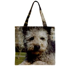 Pumi Zipper Grocery Tote Bag