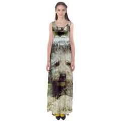 Pumi Empire Waist Maxi Dress