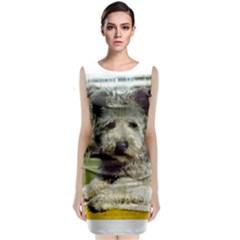 Pumi Classic Sleeveless Midi Dress