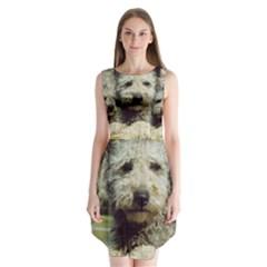 Pumi Sleeveless Chiffon Dress