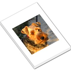 Welch Terrier Large Memo Pads