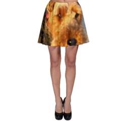 Welch Terrier Skater Skirt