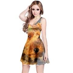 Welch Terrier Reversible Sleeveless Dress